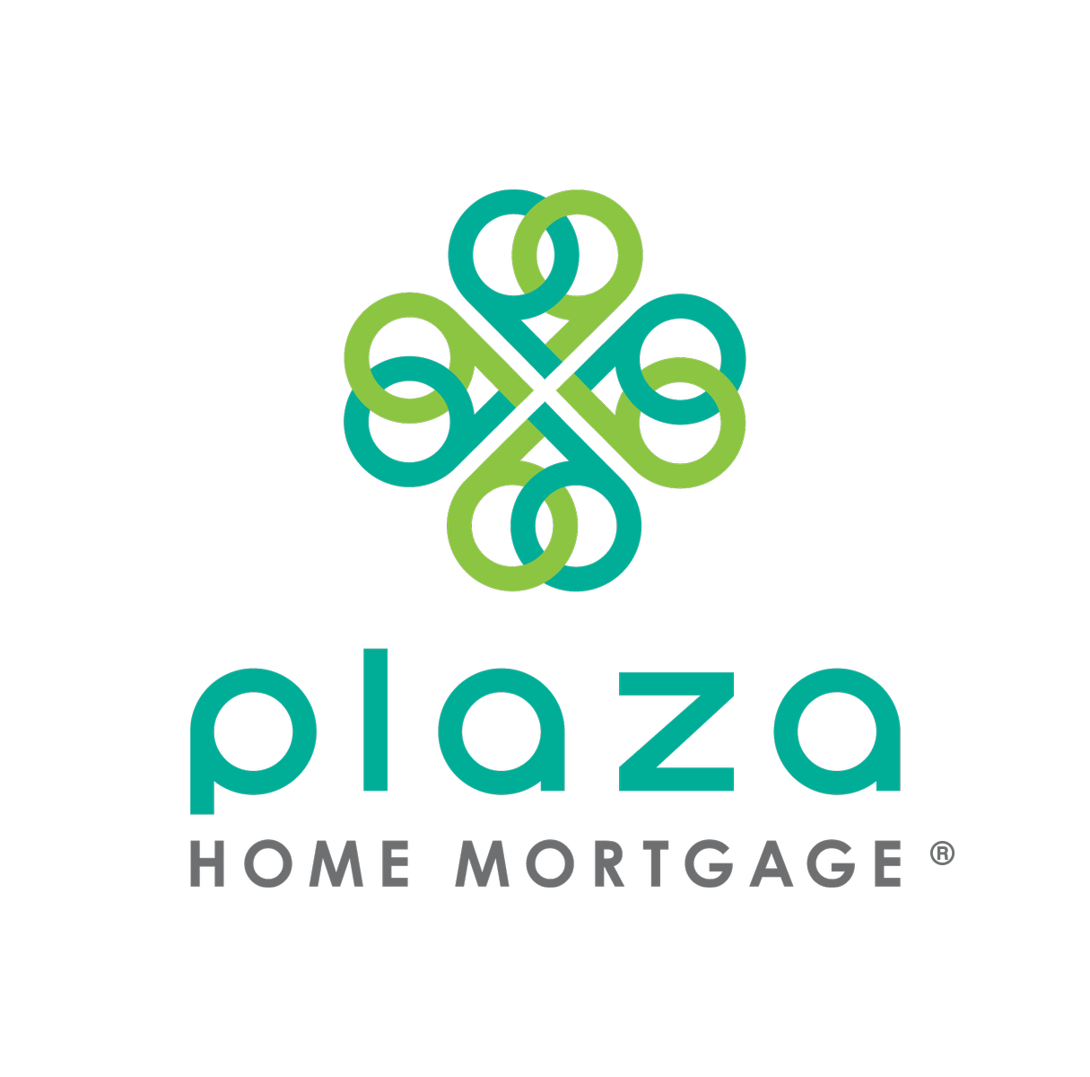 Plaza Home Mortgage vertical logo