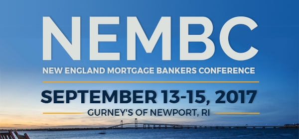 Join Us At The New England Mortgage Bankers Conference